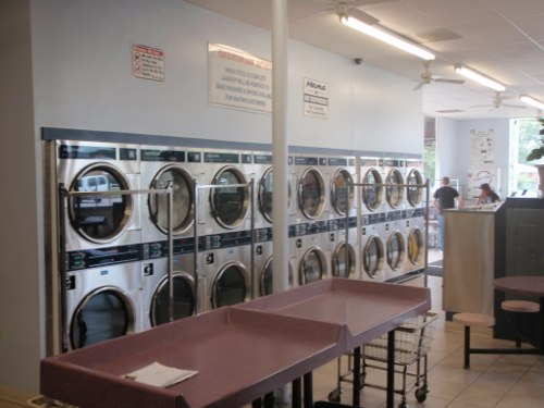 New, fast and efficient dryers | Portsmouth Mama's Coin Laundry