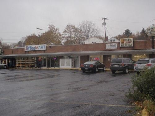 Sunshine Coin Laundromat on Grubert Ave in Staunton, VA
