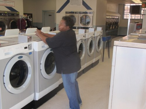 Front load, energy efficient washers | Smithfield Main Street Coin Laundry