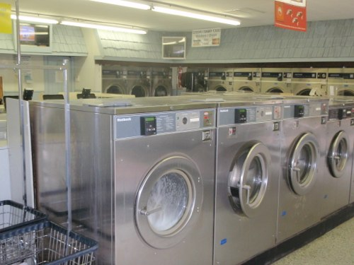 Larger load washers