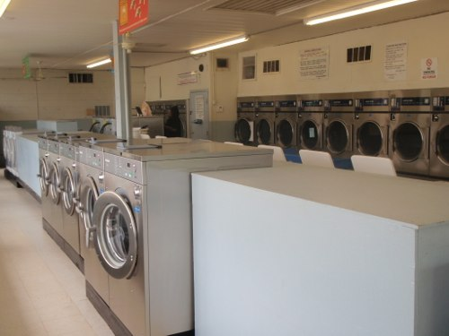 Small, medium and large front load washers for all your laundry needs.