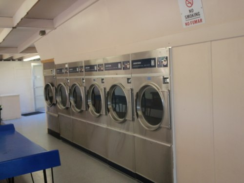 New, fast dryers available