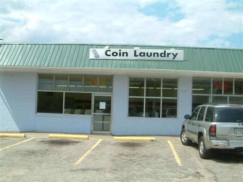 Coin Laundry at 614 Danville St, South Hill, VA