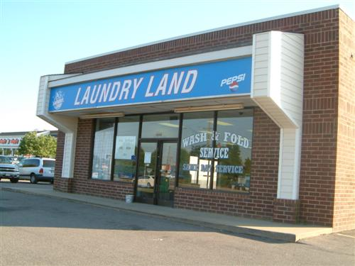Sanford Laundry Land Laundromat | 2302 S. HORNER BLVD., Sanford, NC