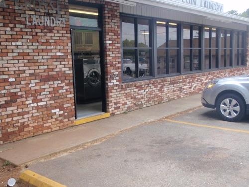 Plenty of Parking | LaCrosse Laundry Land