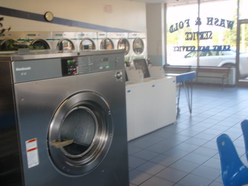 Big load washer and front load washers