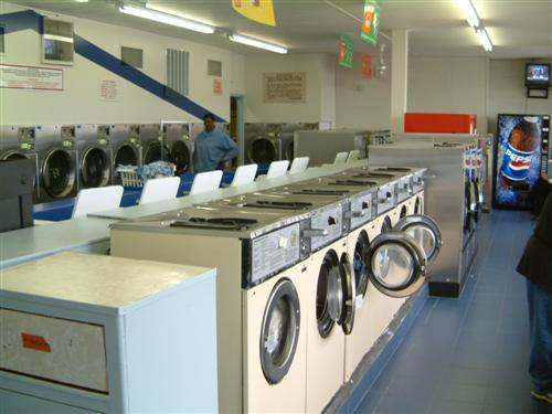 Front load washers | Squire Armory Laundry Land Laundromat