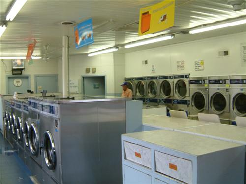 New Front Loading Washers and Big Load Washers Available | Squire Armory Laundry Land Laundromat
