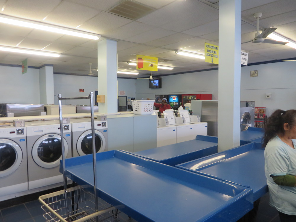 New, energy efficient washers available | Durham Laundry Land Laundromat