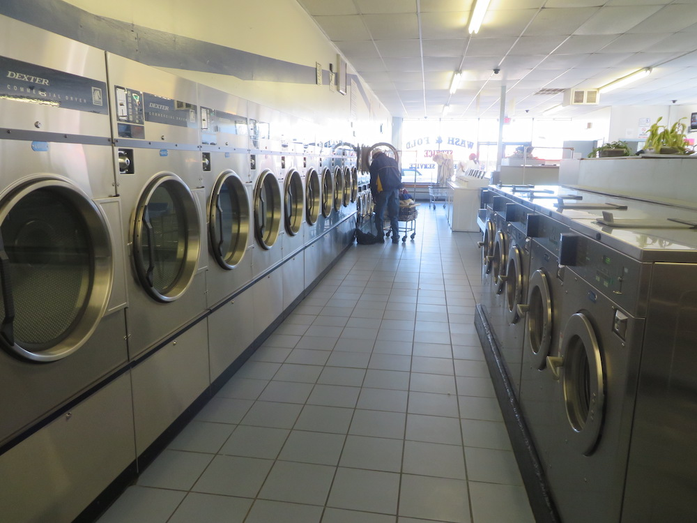 Fast and efficient dryers help you finish your laundry faster.