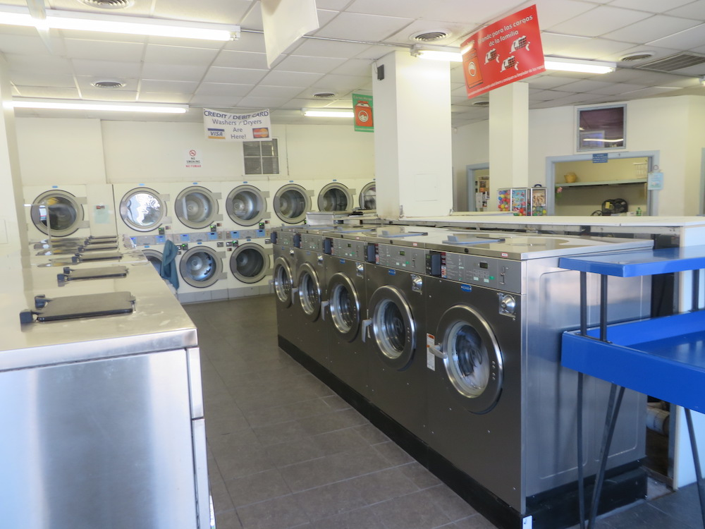 Energy efficient front loading washers get your clothes cleaner, faster!