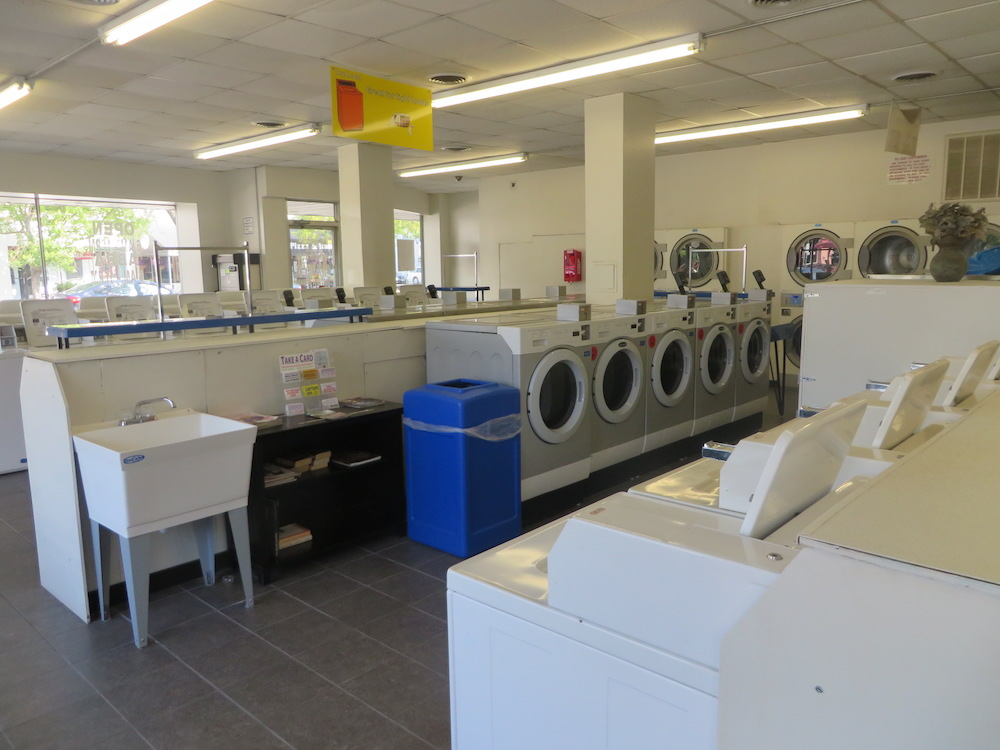 Energy efficient front loading washers and top loading washers available |  Colley Ave Coin Laundromat in Norfolk, VA