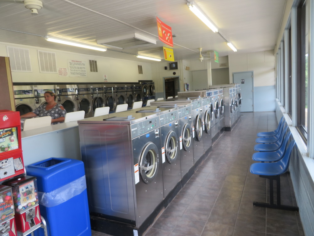 Energy efficient front loading washers | Lovingston Coin Laundry